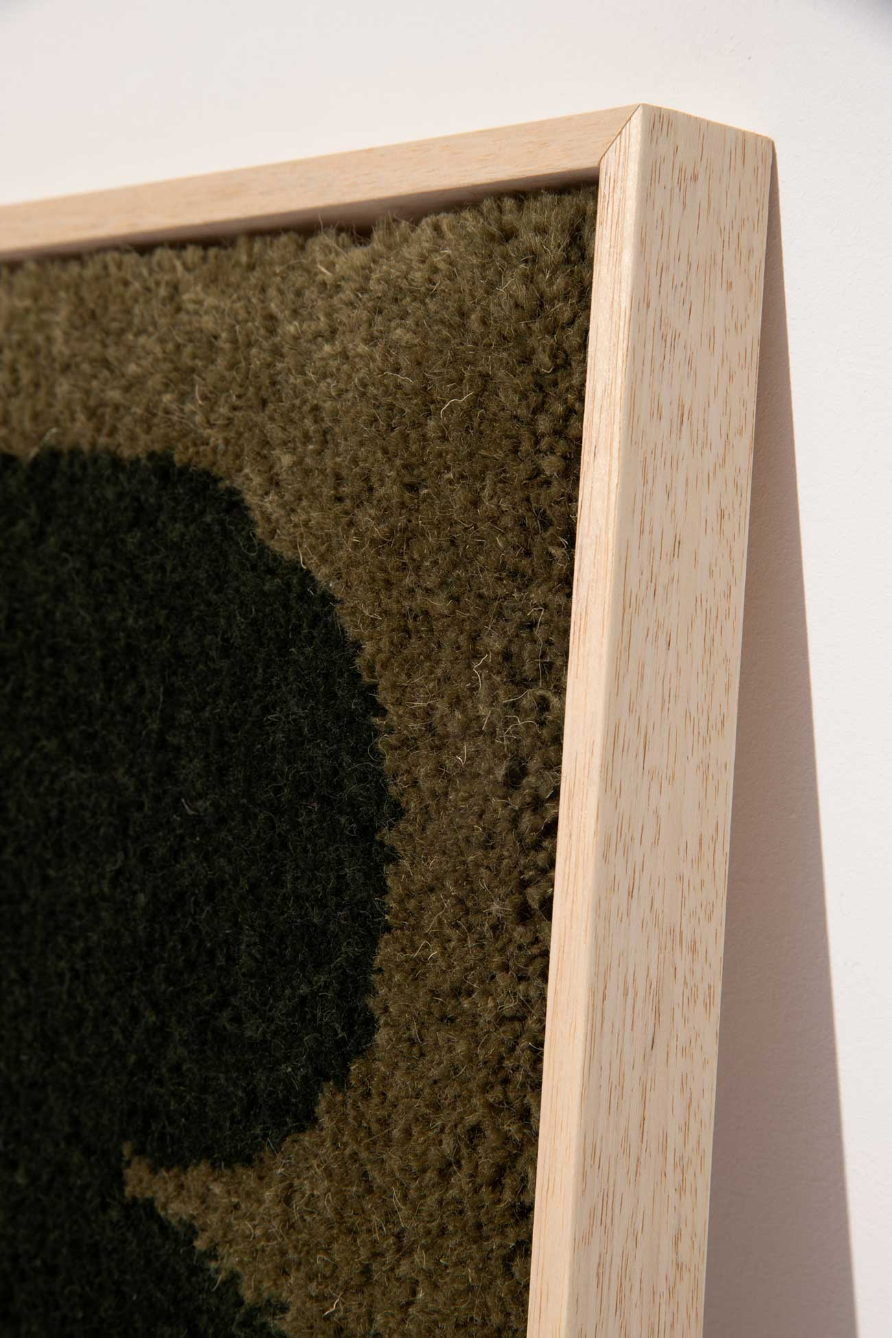 studio mirte van kooten framed field rug 04